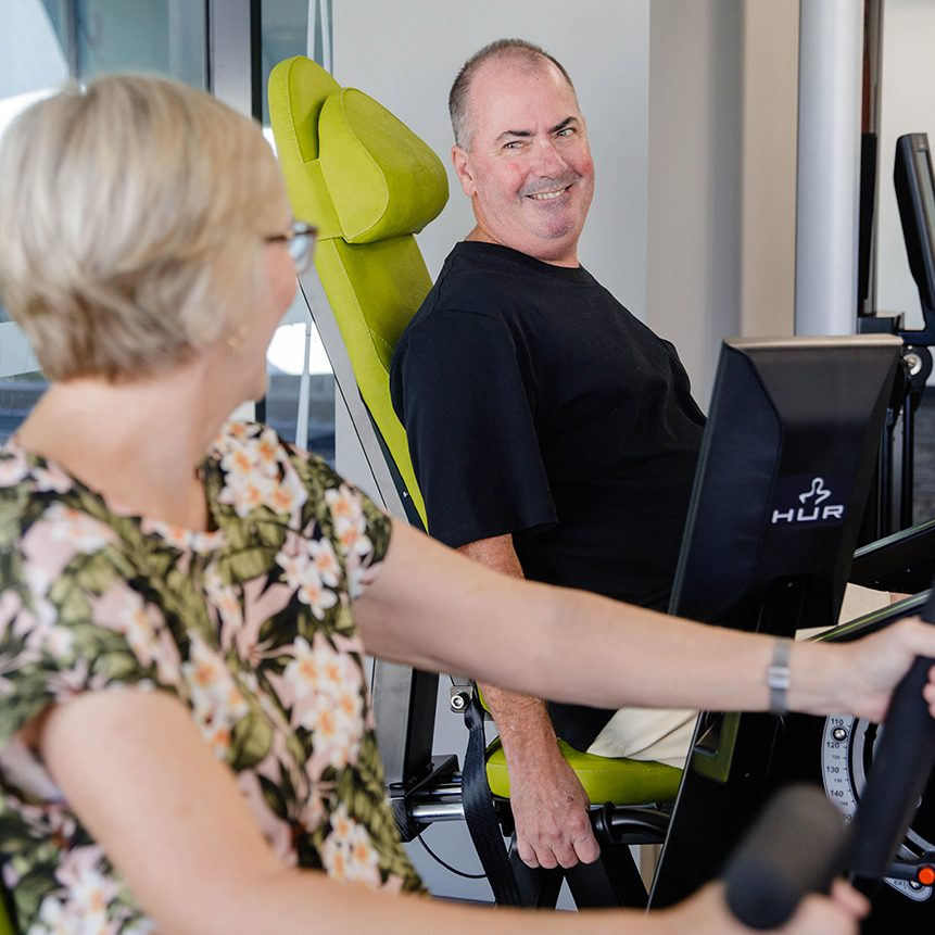 UQ Healthy Living Discover the Members Studio schedule